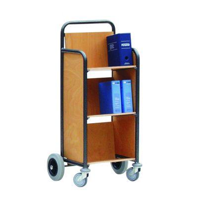 Bücherwagen Caddy