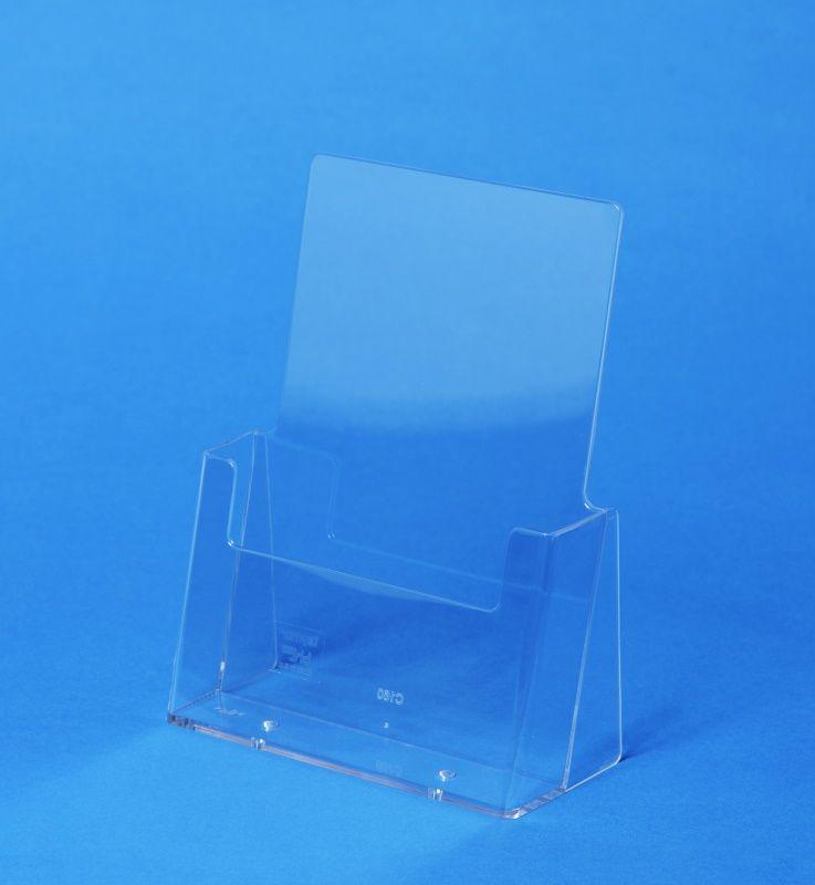Plexiglas-Prospektständer DIN A5