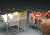 Etikettenspender für Selbstklebeetiketten