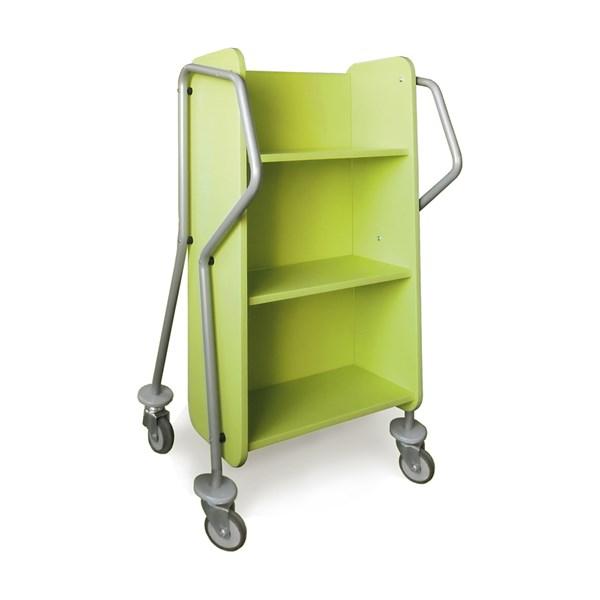Bücherwagen MINI-Querläufer
