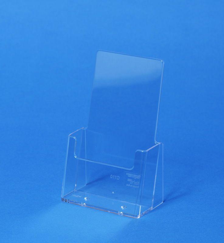 Plexiglas-Prospektständer DIN A6