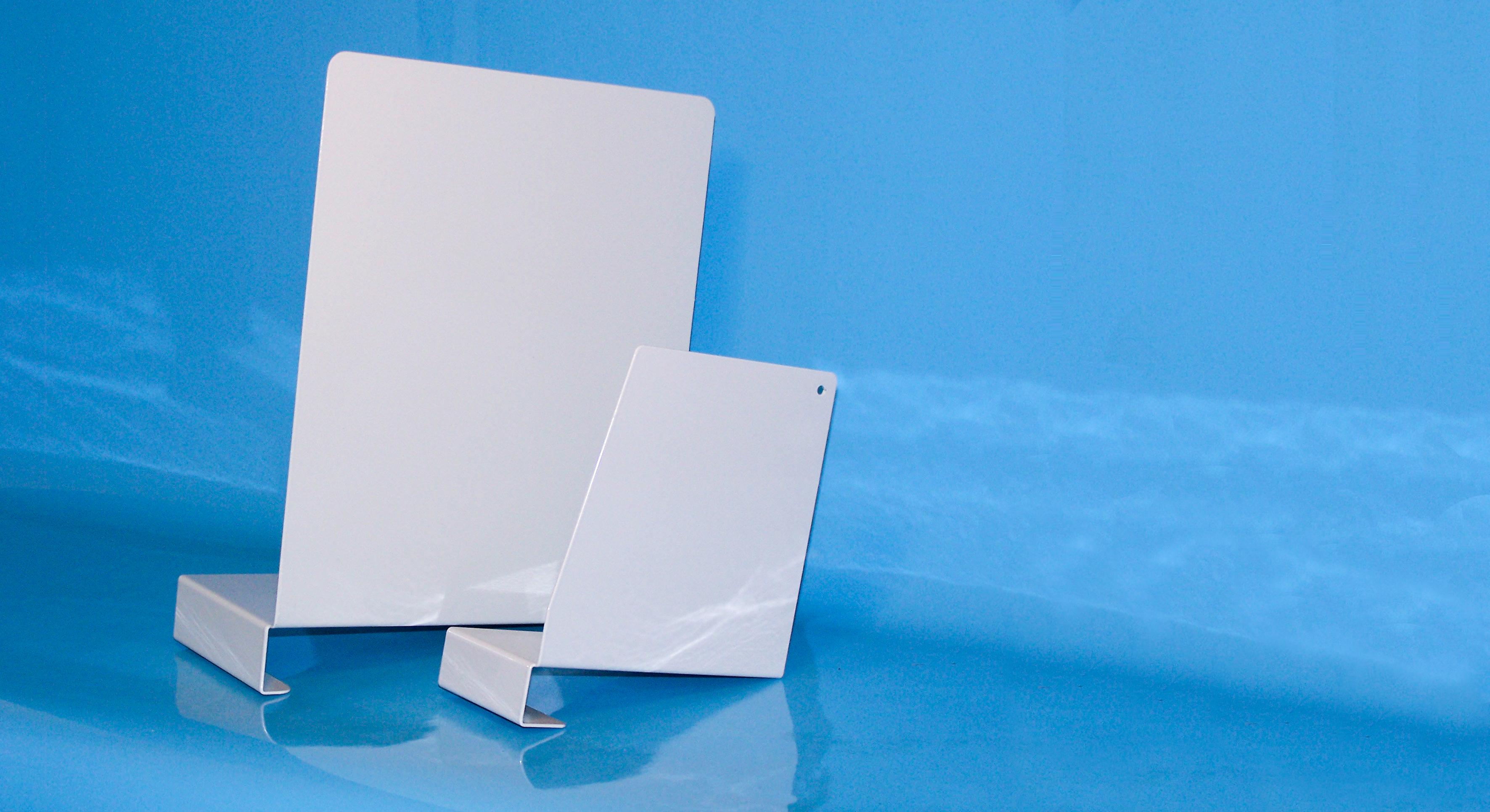 Fachbodenteiler für Stahlblech-Fachböden
