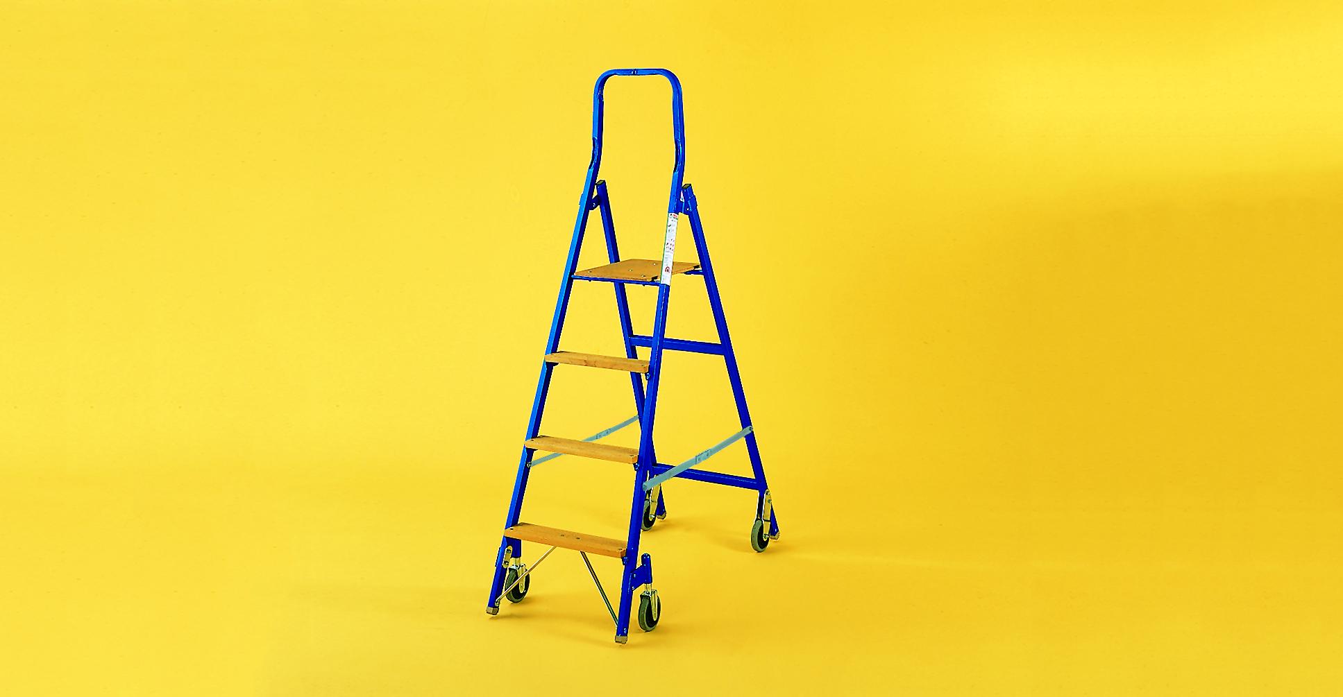 Fahrbare Leiter