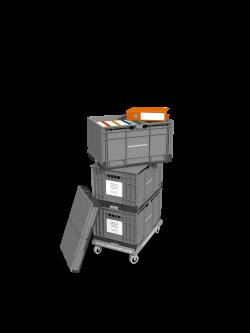 Clever Move Box (Mietware)