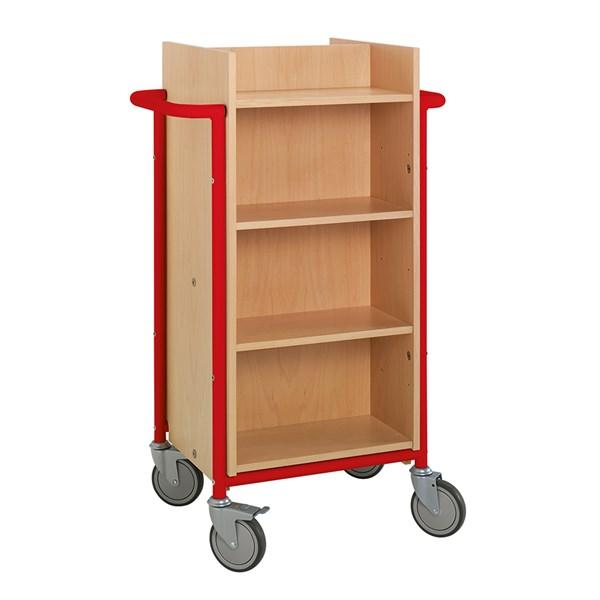 Bücherwagen Gotland