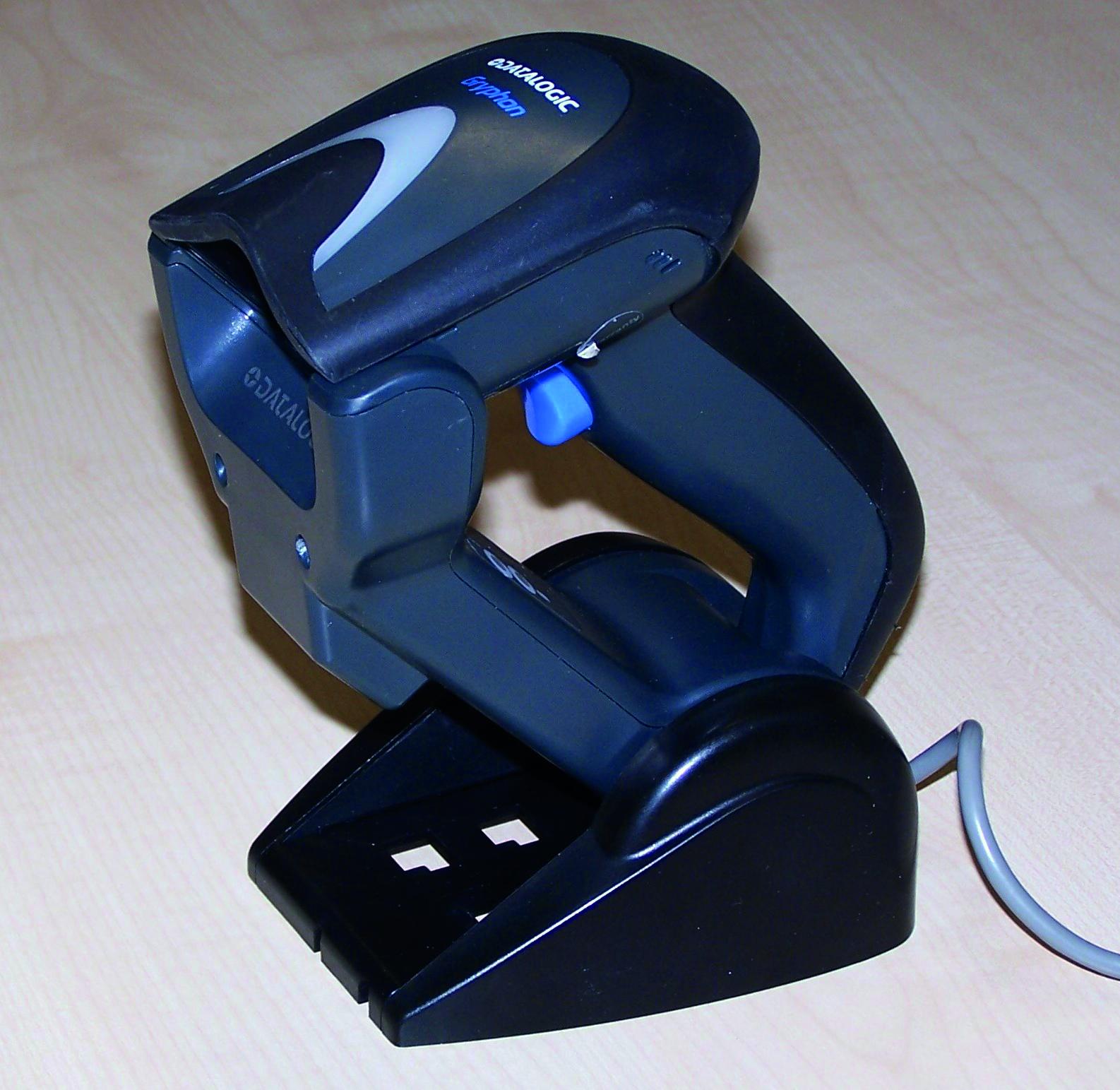 Hochleistungs-Funkscanner Gryphon GM4132