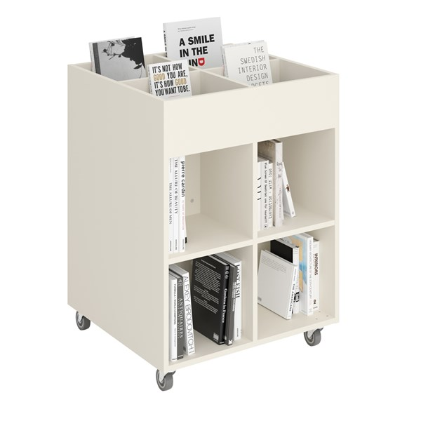 Fahrbarer Bilderbuchtrog Mini/Midi/Maxi
